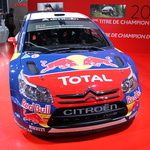 Citröen Total World rallye team