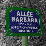 Square des Batignoles -- Le square des Batignolles a été chanté par Barbara dans sa chanson Perlimpinpin